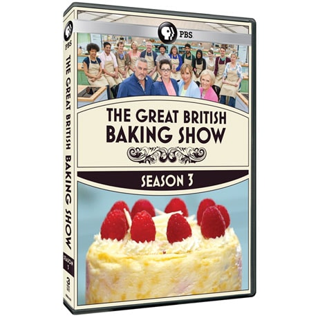The Great British Baking Show: Season 3
