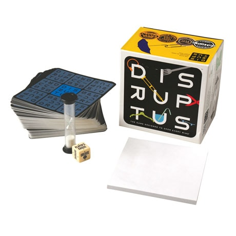 Disruptus: The Game Designed to Open Every Mind