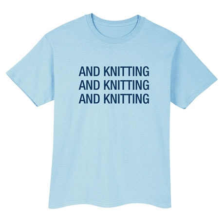 And Knitting Shirts