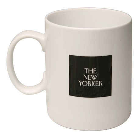 New Yorker Outside the Box Mug