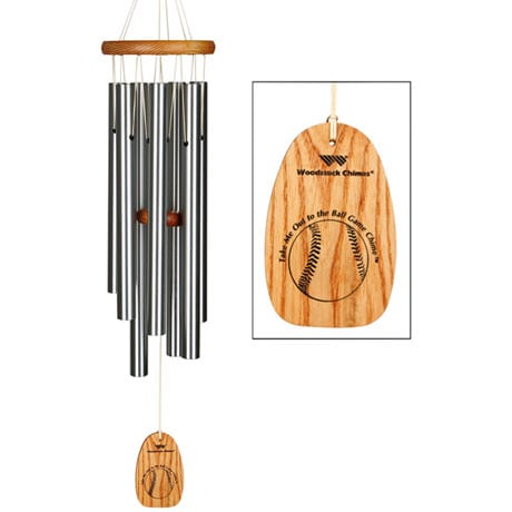 Take Me Out to the Ball Game Wind Chime