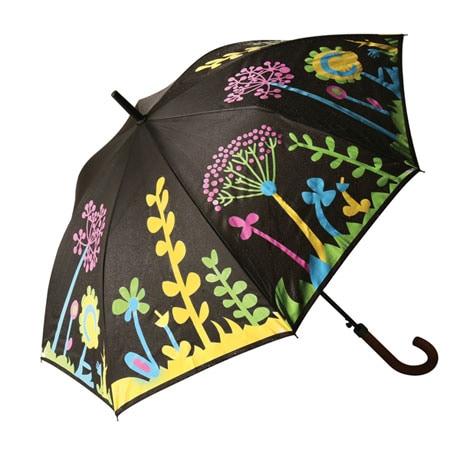 Color-Changing Umbrella