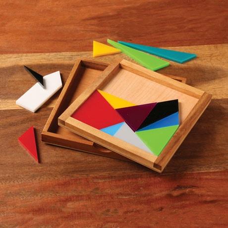 Ostomachion Puzzle