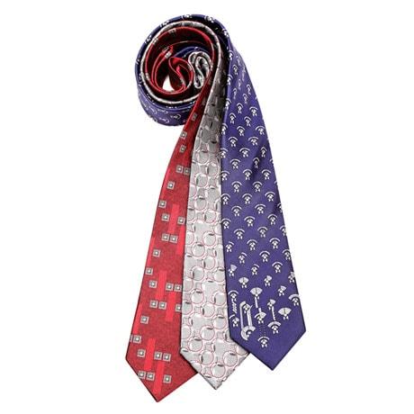 Frank Lloyd Wright® Silk Neckties - March Balloons