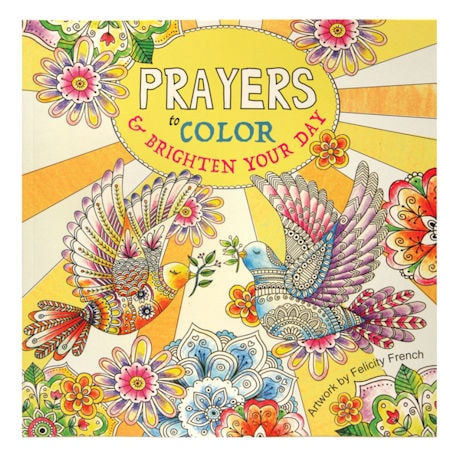 Prayers and Psalms to Color Books Set