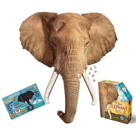 I Am Elephant Puzzle