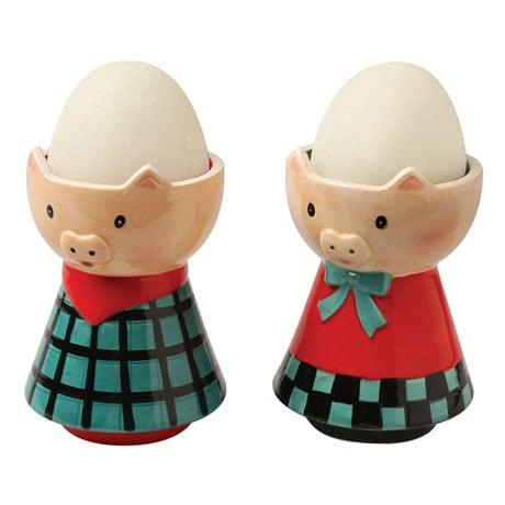 Piggy Egg Cups