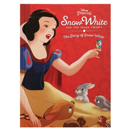Snow White Hardcover Book