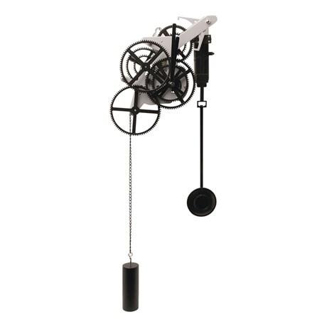 Gears Pendulum Wall Clock
