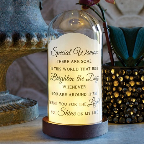 Special Woman Light Jar