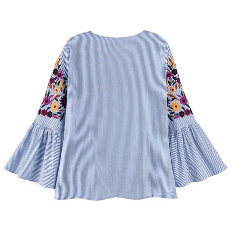 Selena Embroidered Blouse