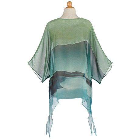 Serenity Silk Tunic