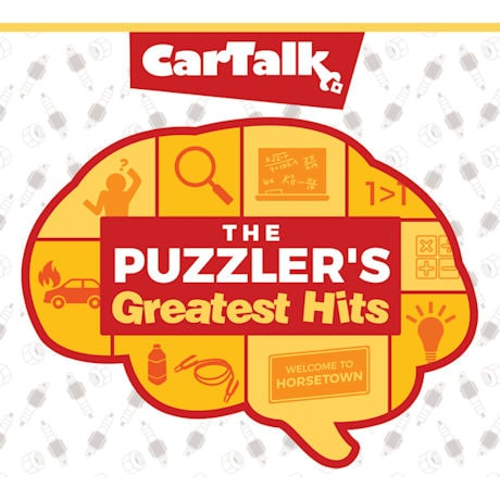 Car Talk: The Puzzler's Greatest Hits Audio CD