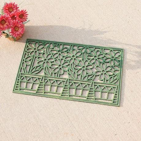 Flowerpots Doormat
