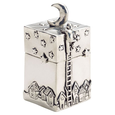 The Sky's the Limit Pewter Box