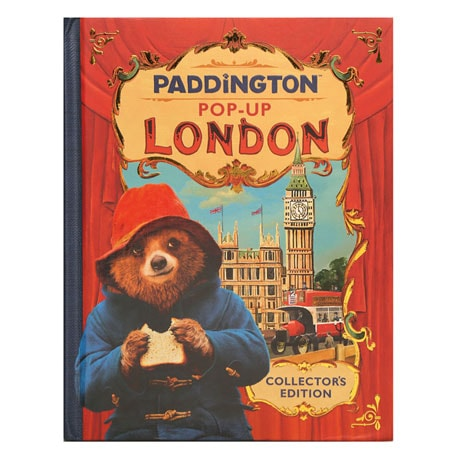 Paddington Pop-Up London Book