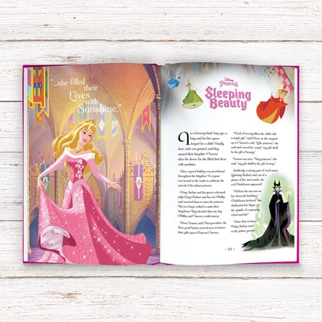Personalized Princess Ultimate Collection Book