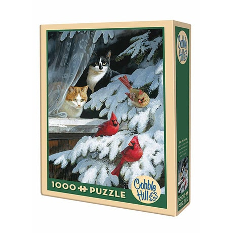 Bird Watchers 1000 Piece Puzzle