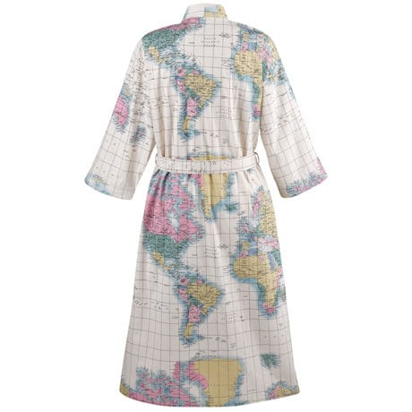 World Map Robe