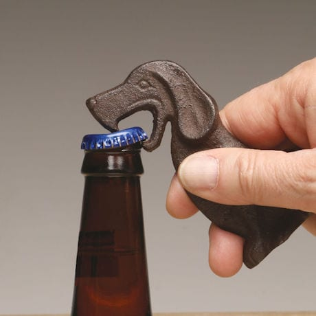 Hound Dog Bottle Opener