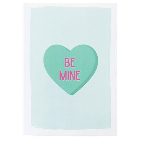 Endless Singing Valentine Joke Greeting Card