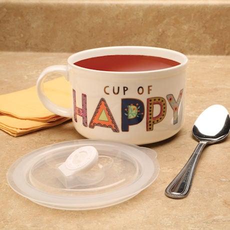 Cup of Happy Soup Mug