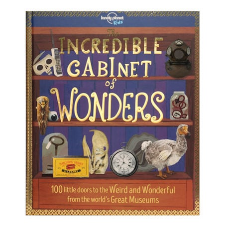 The Incredible Cabinet of Wonders Book