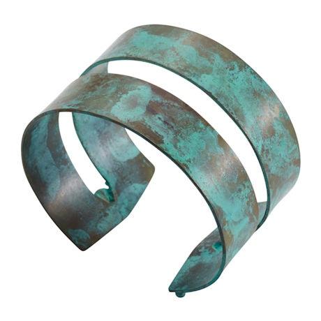 Bauhaus Cuff Bracelet