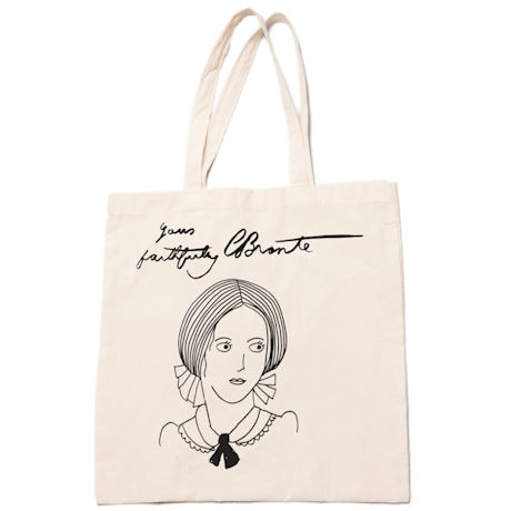Famous Author Totes
