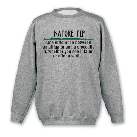 Nature Tip Shirts