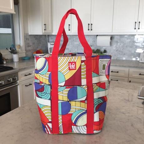 Frank Lloyd Wright® Hoffman House Tote