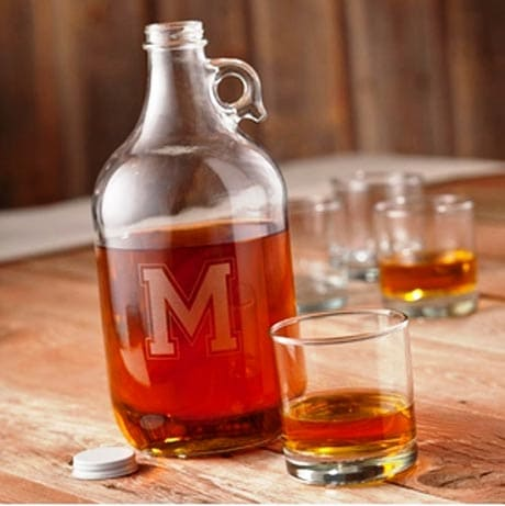 Whiskey Growler