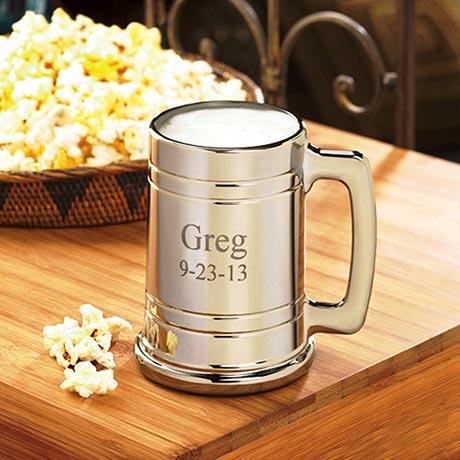 Gunmetal Mug