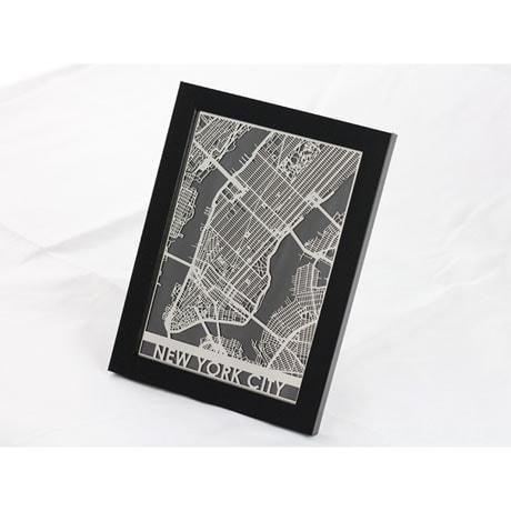 Precision Cut Street Maps