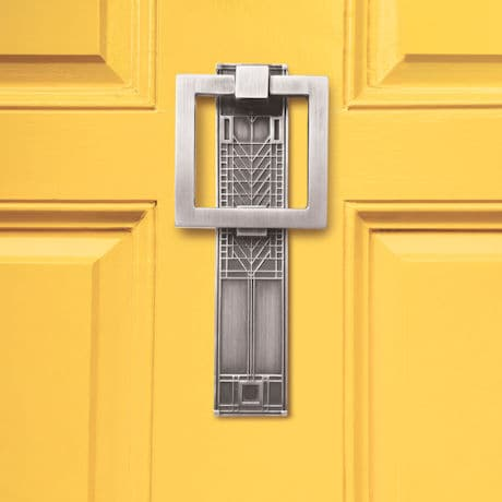 Frank Lloyd Wright® Tree of Life Doorknocker