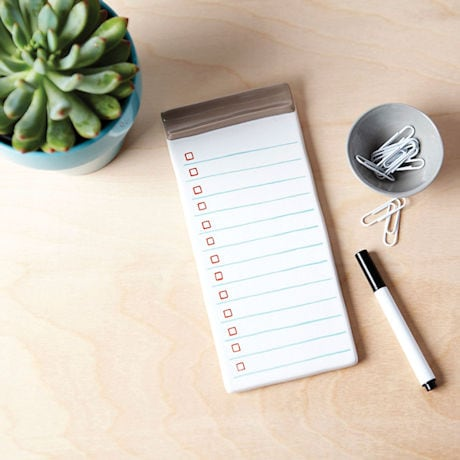 Never-Ending Notepad