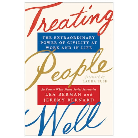 Treating People Well Book