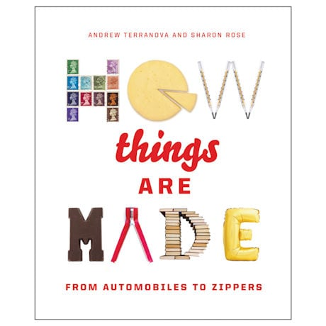 How Things Are Made Book