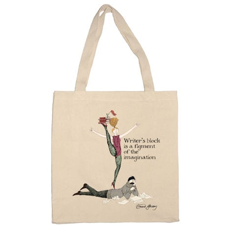 Edward Gorey Writer's Block Tote