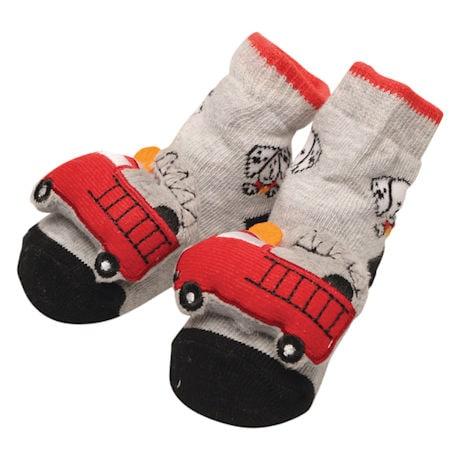 Rattle Toe Socks