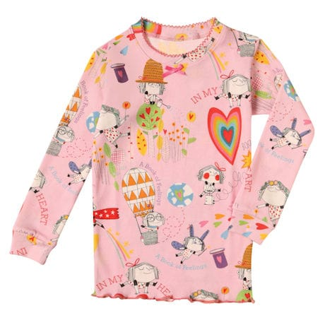 In My Heart: A book of Feelings Pajamas
