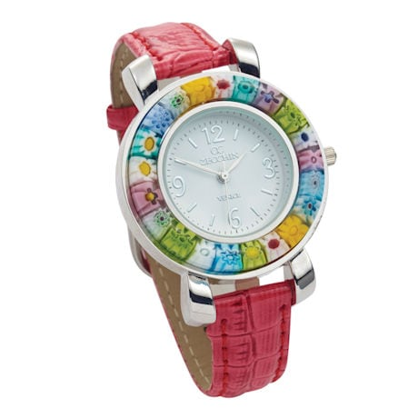 Millefiori Watch