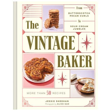 Vintage Baker Book
