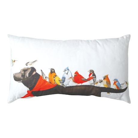 Bird Dog Pillow