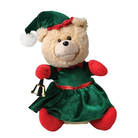 Ellie the Animated Christmas Bear