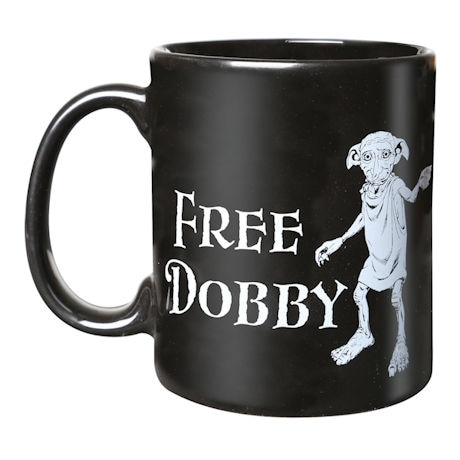 Harry Potter Dobby the House Elf Mug and Socks Set