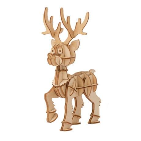Reindeer Model Kit