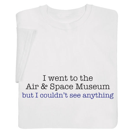 Air & Space Museum Shirts