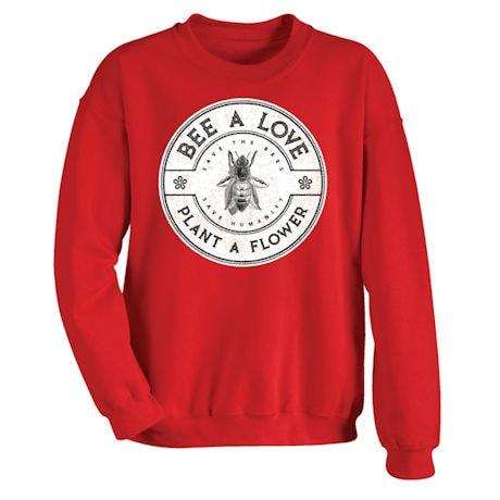 Bee a Love Shirts