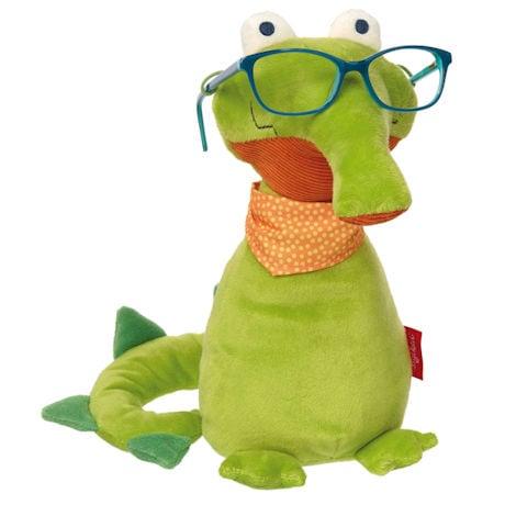 Plush Crocodile Eyeglass Holder